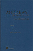 Cover of Andrews on Civil Processes Volumes 1 & 2