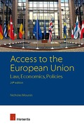 Cover of Access to the European Union: Law, Economics, Policies