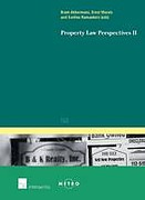 Cover of Property Law Perspectives II