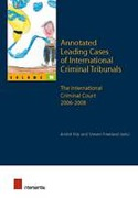 Cover of Annotated Leading Cases of International Criminal Tribunals - volume 39: The International Criminal Court 2006-2008