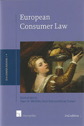 Cover of European Consumer Law