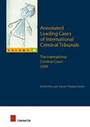 Cover of Annotated Leading Cases of International Criminal Tribunals - volume 4: The International Criminal Court