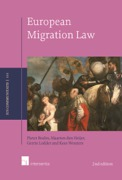Cover of European Migration Law