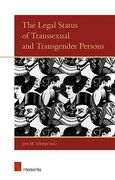 Cover of The Legal Status of Transsexual and Transgender Persons