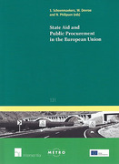 Cover of State Aid and Public Procurement in the European Union