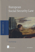 Cover of European Social Security Law