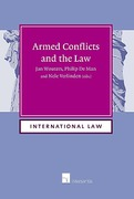 Cover of Armed Conflicts and the Law