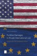 Cover of Punitive Damages in Private International Law: Lessons for the European Union