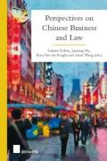 Cover of Perspectives on Chinese Business and Law