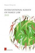Cover of The International Survey of Family Law 2019