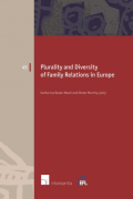Cover of Plurality and Diversity of Family Relations in Europe