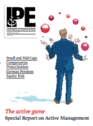 Cover of IPE Investment and Pensions Europe