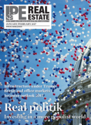 Cover of IPE Real Estate
