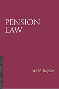 Cover of Pension Law