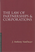 Cover of The Law of Partnerships and Corporations