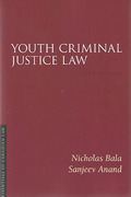 Cover of Youth Criminal Justice Law