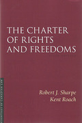 Cover of The Charter of Rights and Freedoms
