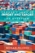 Cover of Canada's Laws on Import and Export: An Overview