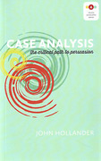 Cover of Case Analysis: The Critical Path to Persuasion