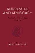 Cover of Advocates and Advocacy: The Best of The Advocates' Journal, 2005–2018