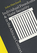 Cover of Individual Freedoms and State Security in the African Context