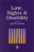 Cover of Law, Rights and Disability