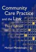 Cover of Community Care Practice and the Law