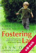 Cover of A Practical Guide to Fostering Law: Fostering Regulations, Child Care Law and the Youth Justice System (eBook)