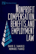Cover of Nonprofit Compensation, Benefits and Employment Law