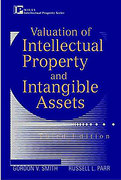 Cover of Valuation of Intellectual Property and Intangible Assets
