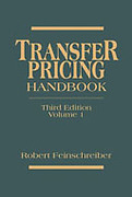 Cover of Transfer Pricing Handbook