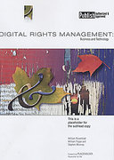 Cover of Digital Rights Management