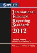 Cover of International Financial Reporting Standards (IFRS): The Official Standards Approved by the European Union: 2012