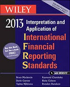 Cover of Wiley IFRS 2013: Interpretation and Application of International Accounting and Financial Reporting Standards: Book & CD-ROM Set