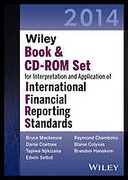 Cover of Wiley IFRS 2014: Interpretation and Application of International Accounting and Financial Reporting Standards: Book & CD-ROM Set