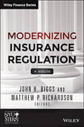 Cover of Modernizing Insurance Regulation