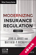 Cover of Modernizing Insurance Regulation (eBook)