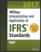 Cover of Wiley 2017: Interpretation and Application of IFRS Standards