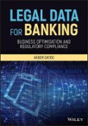 Cover of Legal Data for Banking: Business Optimisation and Regulatory Compliance