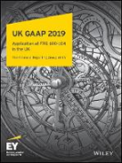 Cover of UK GAAP 2019: Application of IFRS 100-104 in the UK