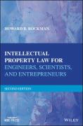 Cover of Intellectual Property Law for Engineers and Scientists