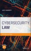 Cover of Cybersecurity Law
