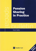 Cover of Pension Sharing in Practice