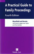 Cover of A Practical Guide to Family Proceedings