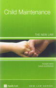 Cover of Child Maintenance: The New Law