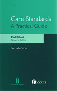 Cover of Care Standards: A Practical Guide