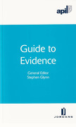 Cover of APIL Guide to Evidence