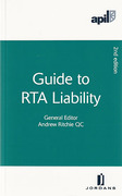 Cover of APIL Guide to RTA Liability