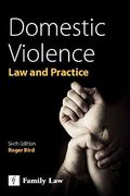 Cover of Domestic Violence: Law and Practice