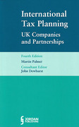Cover of International Tax Planning for UK Companies and Partnerships